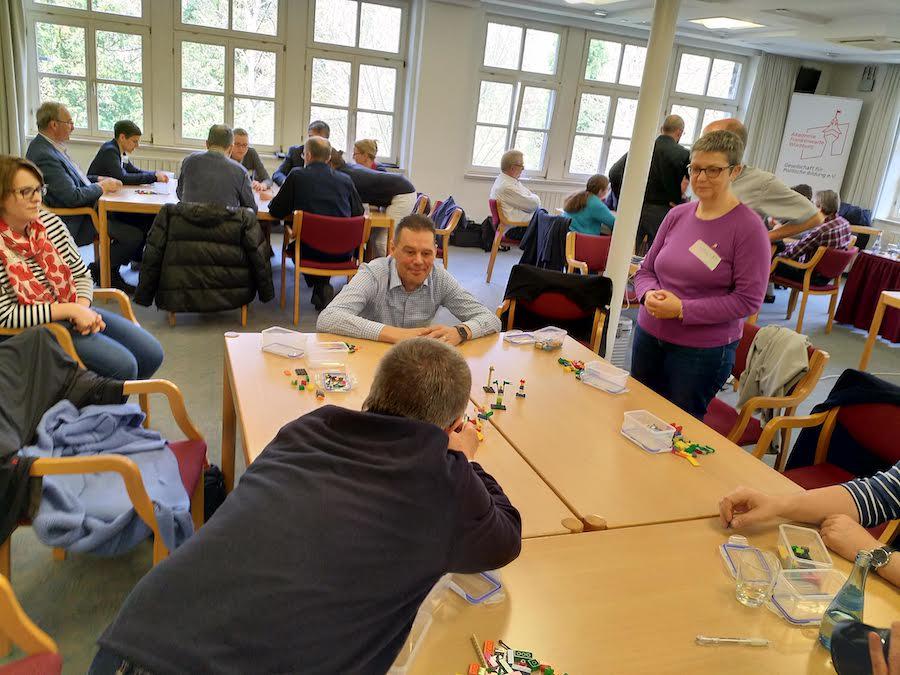 Deutsch-Finnische Gesellschaft e.V.: Tagung in Würzburg - Workshop