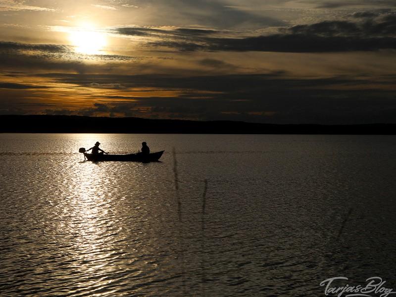 Stille Sonnenuntergang auf der Insel Honkinen, Region Vuokatti - Finnland ©Foto: Tarja Prüss   Tarjas Blog - Reiseblog Finnlandder Insel Honkinen, Region Vuokatti - Finnland ©Foto: Tarja Prüss   Tarjas Blog - Reiseblog Finnland