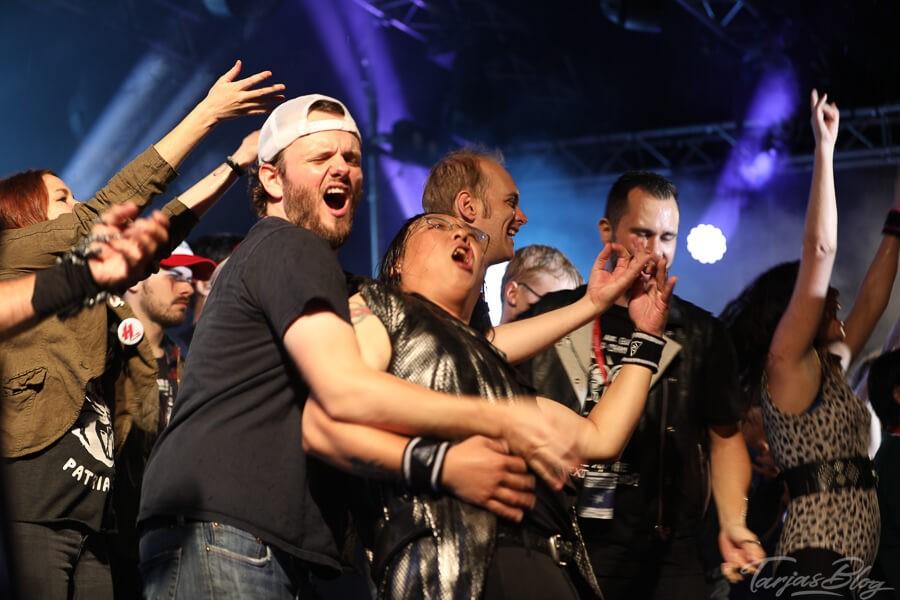 Luftgitarren WM in Oulu ©Foto: Tarja Prüss | Tarjas Blog - Alles über Finnland