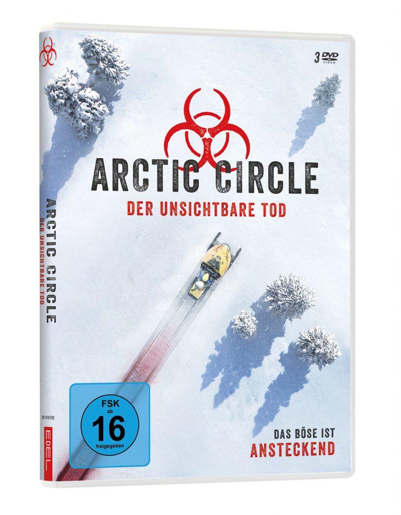 Arctic Circle DVD Cover ©Arctic Circle
