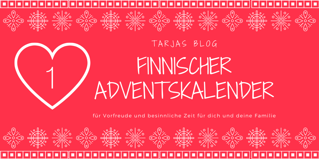 Finnischer Adventskalender