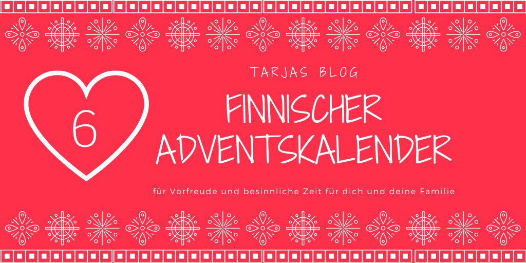 Finnischer Adventskalender ©Tarjas Blog