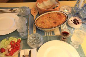 gedeckter Tisch ©Tarja Prüss | Tarjas Finnlandblog