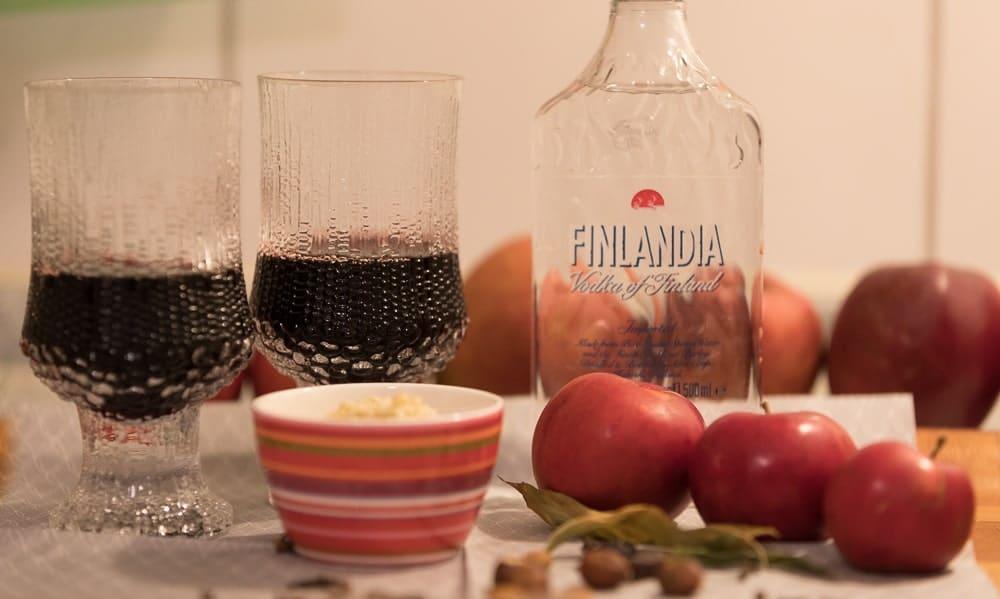 Rezept Glögi Zutaten ©Tarja Prüss | Tarjas Finnlandblog