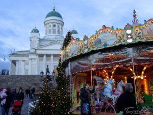 Weihnachtsmarkt Helsinki