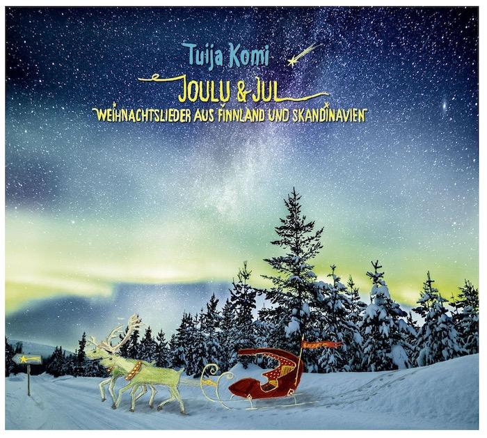CD Tuija Komi Cover