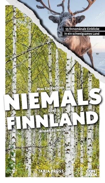 Cover Niemals Finnland