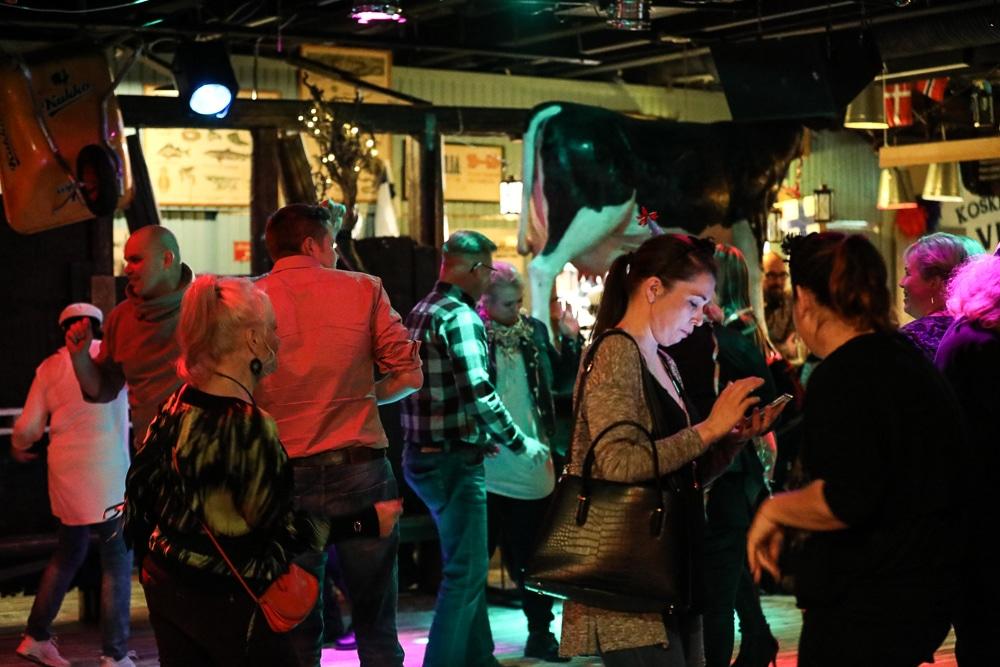 Bar in Helsinki
